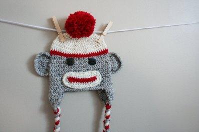 Handmade Monkey Hat