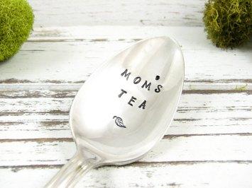 Personalized Tea Spoon